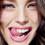 jak wybielić zęby szminką